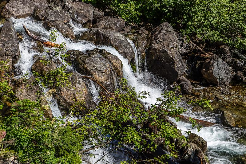 PCT 2016 Waterfall below Spectical Lake 7-29-16_MG_1096