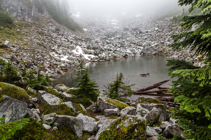 PCT 2016 Glacier Lake Tarn 7-23-16_MG_0338