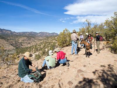 Pueblo Creek Pot Hunt