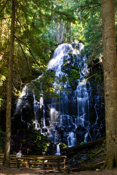 Ramona Falls, Mt. Hood