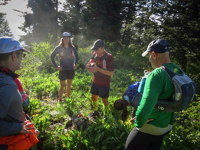 Ryan introduces us to Gardiner Peak, slightly off the beaten path.