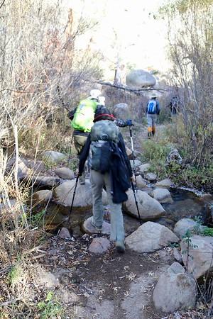 SBNF - PCT Series / Deep Creek Hot Springs - 11/11/17