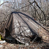 Another view of the Simonson shelter.