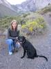 Skeeter's first Sierra trail