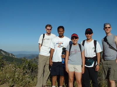 Strawberry Peak, CA