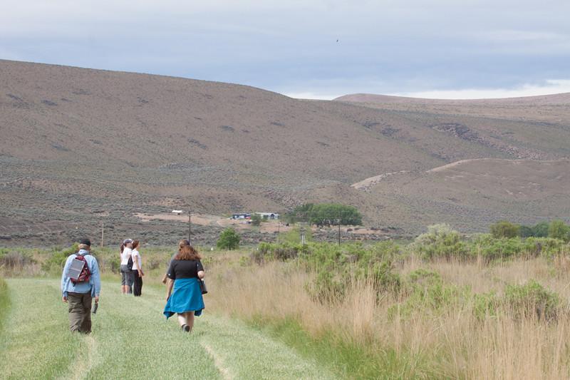 Toppenish National Wildlife Refuge<br /> Saturday Breakfast/Hiking Club, Hike #2