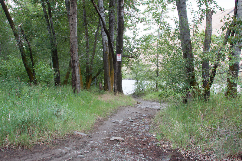 William O. Douglas Trail, Section 1<br /> Davis H.S. to Yakima Craft Brewing Co.