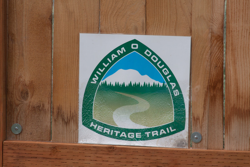William O. Douglas Trail, Section 6<br /> WDFW North Jeep Road to Box Springs Canyon