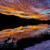 Sunrise at Reflection Lake