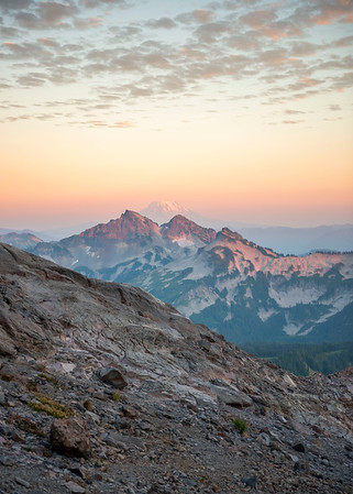 7-19-2015 Hiking the Skyline Trail at Mount Rainier