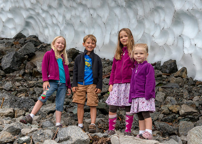 Big Four Mountain Ice Caves - August 11, 2013