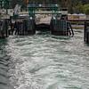 Ferry leaving Annacortes