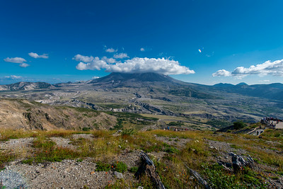 Mount Saint Helens from Johnston Ridge