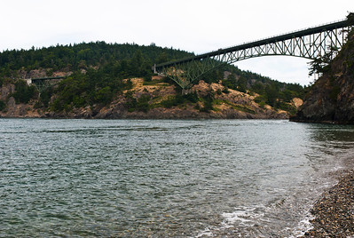 Scenery at Deception Pass