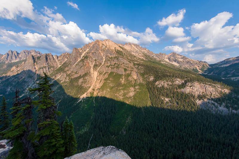 Washington Pass scenery