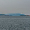 San Juan Island scenery.  The apparent overcast is supposedly caused by wild fires in eastern Washington.