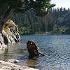 Edge of Snow Lake #6