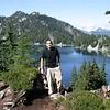 Rami and Snow Lake #3