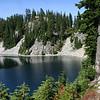 Edge of Snow Lake #5