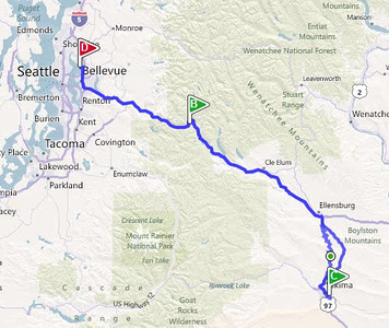 Yakima Route