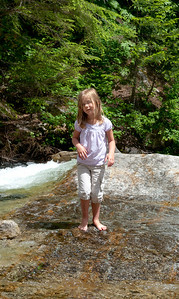 Kaitlyn at Denny Creek