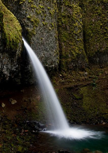 Columbia Gorge Waterfalls - 2009