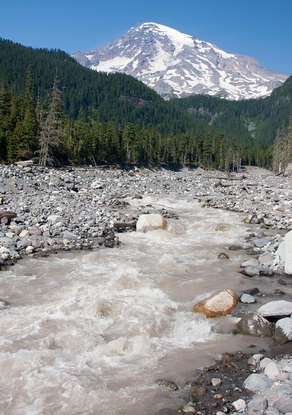 Mt Rainier - 9-2011