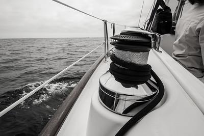 Sailing at Dana Point - 5-2017