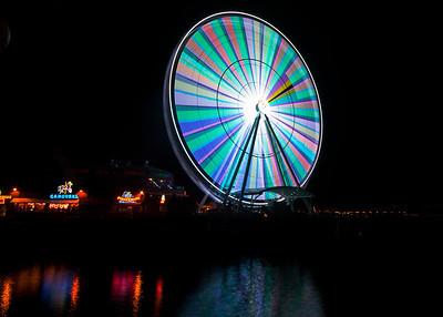Seattle Ferris Wheel - Win8 - 2012