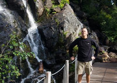 Dave & Delate Falls