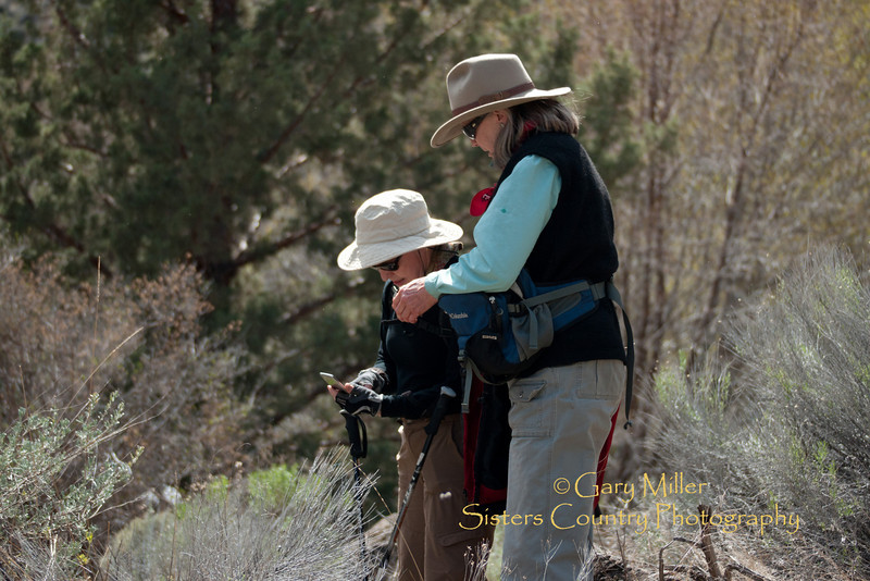 Alder Springs DB Land Trust Geology Hike - April 2011 - Image by Gary Miller