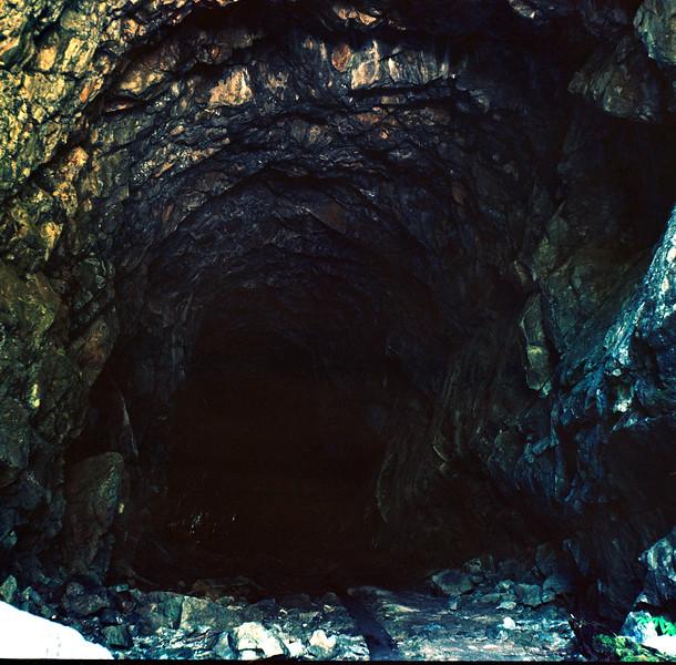 Tunnel Everett to Monte Cristo Railroad