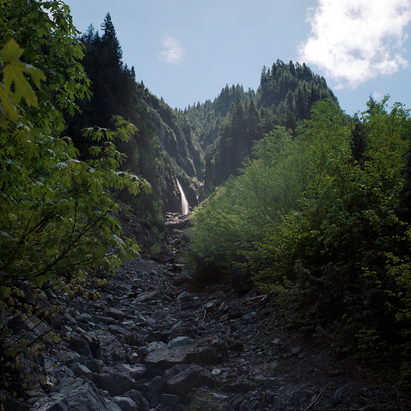 Mt. Dickerman