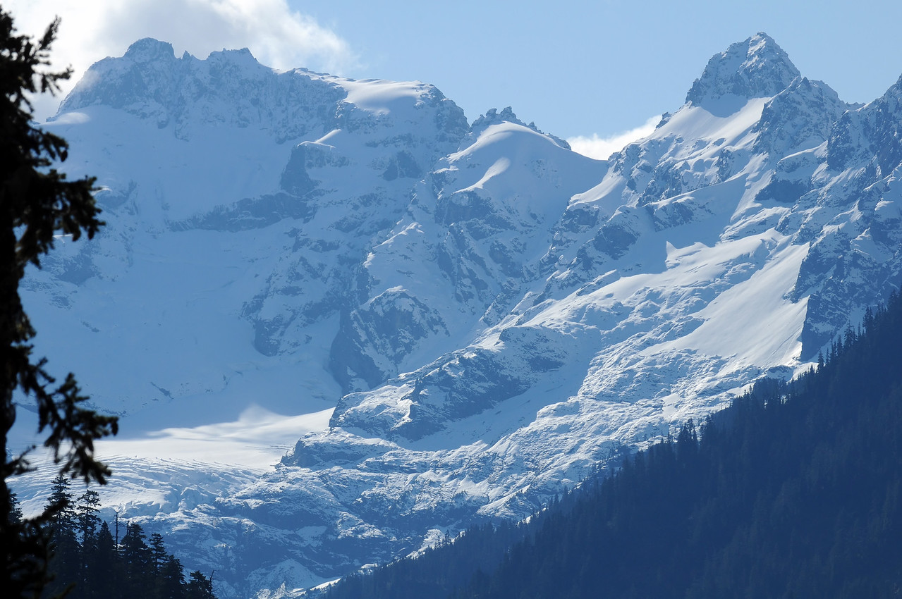 Monte Cristo Mountain
