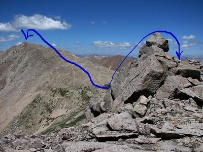 Mt. Shavano & Tabequache Peak