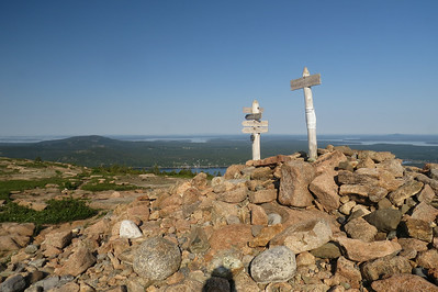 Summit of Sargent all to myself