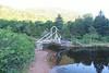 Interesting suspension bridge
