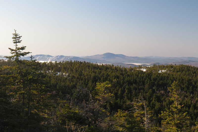 Ragged and Kearsarge  Crotched can be seen back right of Kearsarge