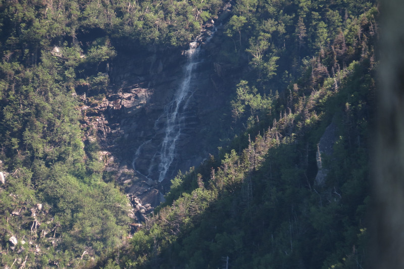 Falls between the Owl and Witherle Ravine