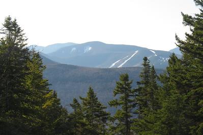 Loon and Scar Ridge