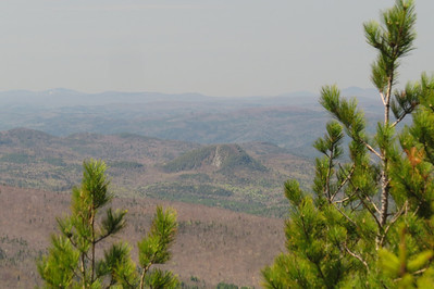 Finally, a clear shot of Peaked near Piermont