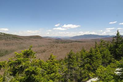 Great view northeast