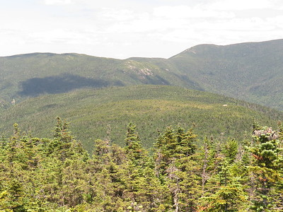 Scouting out Fulling Mill Mtn for a future bushwhack