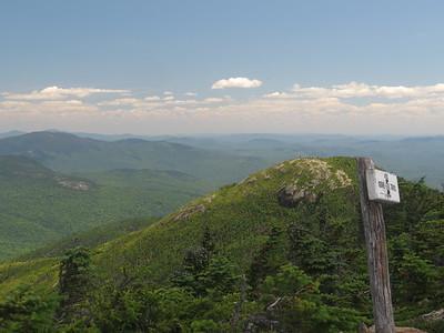 Goose Eye south peak
