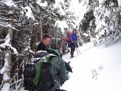 Hiking 2006