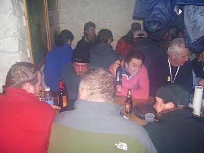 Carter Notch Hut, New Years 2008
