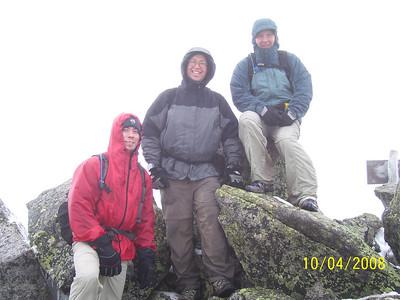 Hiking 2008