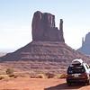 Monument Valley - Campsite