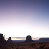 Monument Valley - Mittens Sunrise