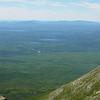 Forever views from South Peak of Katahdin